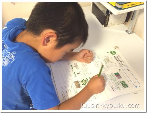 チャレンジ3年生の理科の勉強
