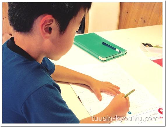 チャレンジタッチ2年生の付録のテスト